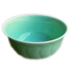 CUP CELADON green