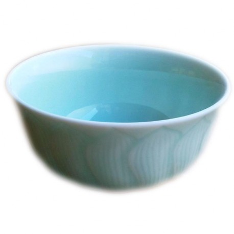 CUP CELADON blue