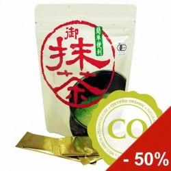 JAP. MINI-MATCHA  10x2g  BIO  Sleva saisonní 50%